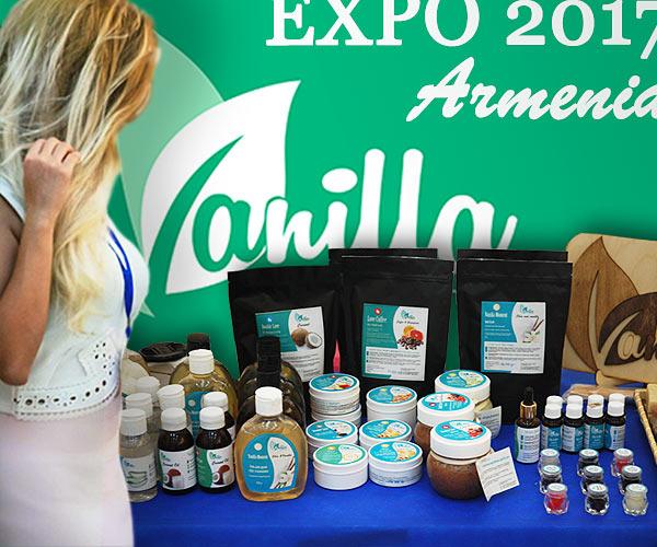 vanilla на expo 2017 в армении