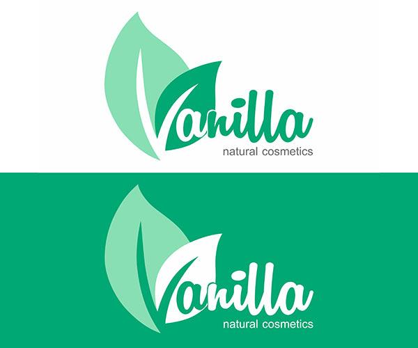 логотип компании vanilla