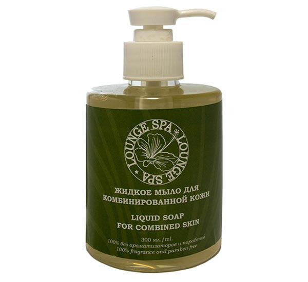 жидкое мыло для комбинированной кожи