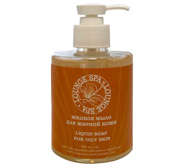 жидкое мыло для жирной кожи