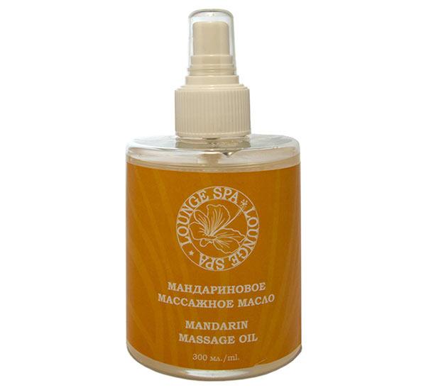 мандариновое массажное масло