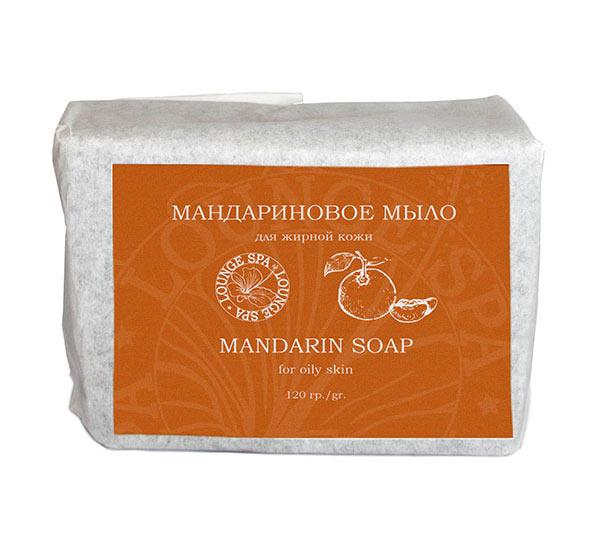 мандариновое мыло